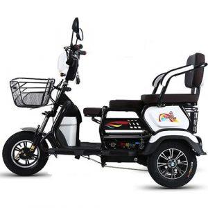รถมอเตอร์ไซค์ไฟฟ้าสามล้อ electric rticycles LUALE V10