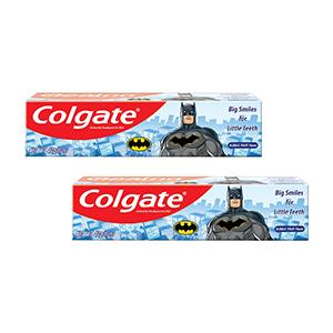 ยาสีฟัน คอลเกต รสบับเบิ้ลฟรุต