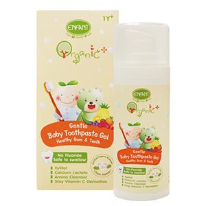 Enfant Organic Gentle Baby Toothpaste Gel