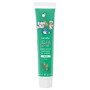 Giffarine ยาสีฟัน สูตรผสมสมุนไพร กลิ่นมิ้นต์