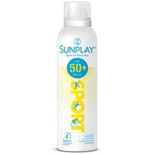 Sunplay สเปรย์กันแดด Sport UV Body Mist SPF50+ PA++++
